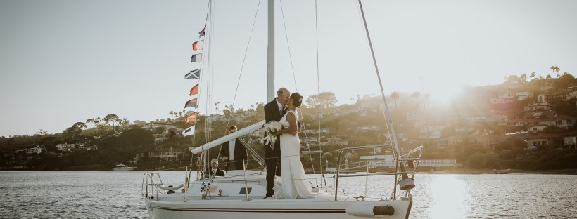 WEDDING photos: San Diego Yacht Club