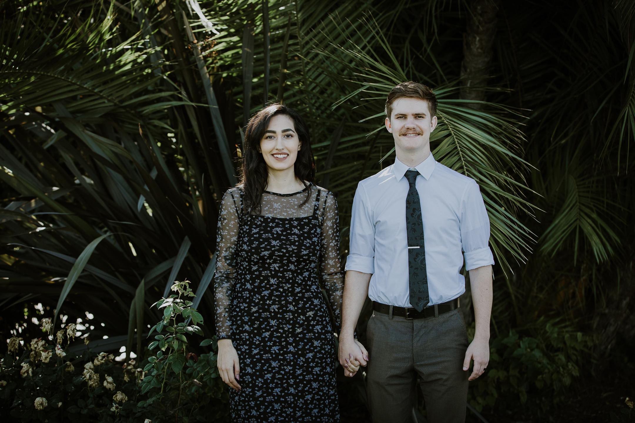 WEDDING photos: San Diego Courthouse Wedding