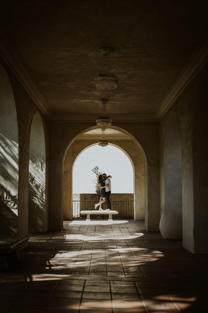 ENGAGEMENT photos: Balboa Park, Old Town, La Jolla Cove
