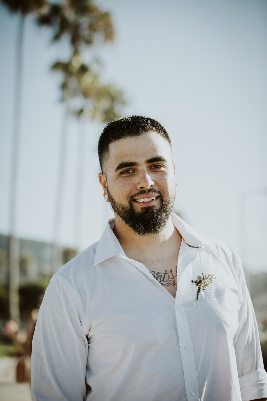 WEDDING photos: La Jolla Shores Park Beach