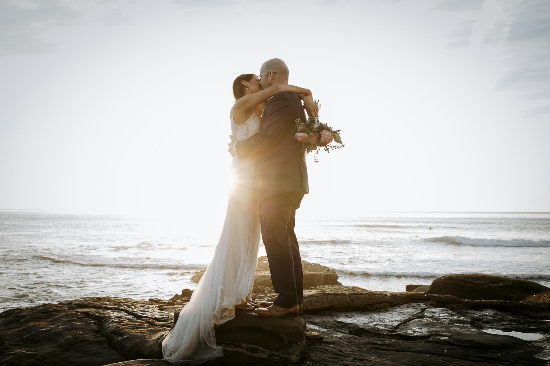 La Jolla Beach Wedding