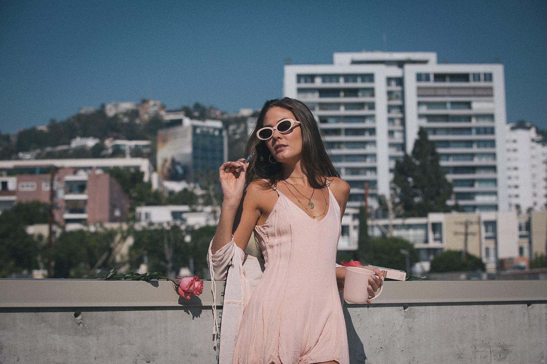 Slimpen lifestyle shoot Jennifer Reyes