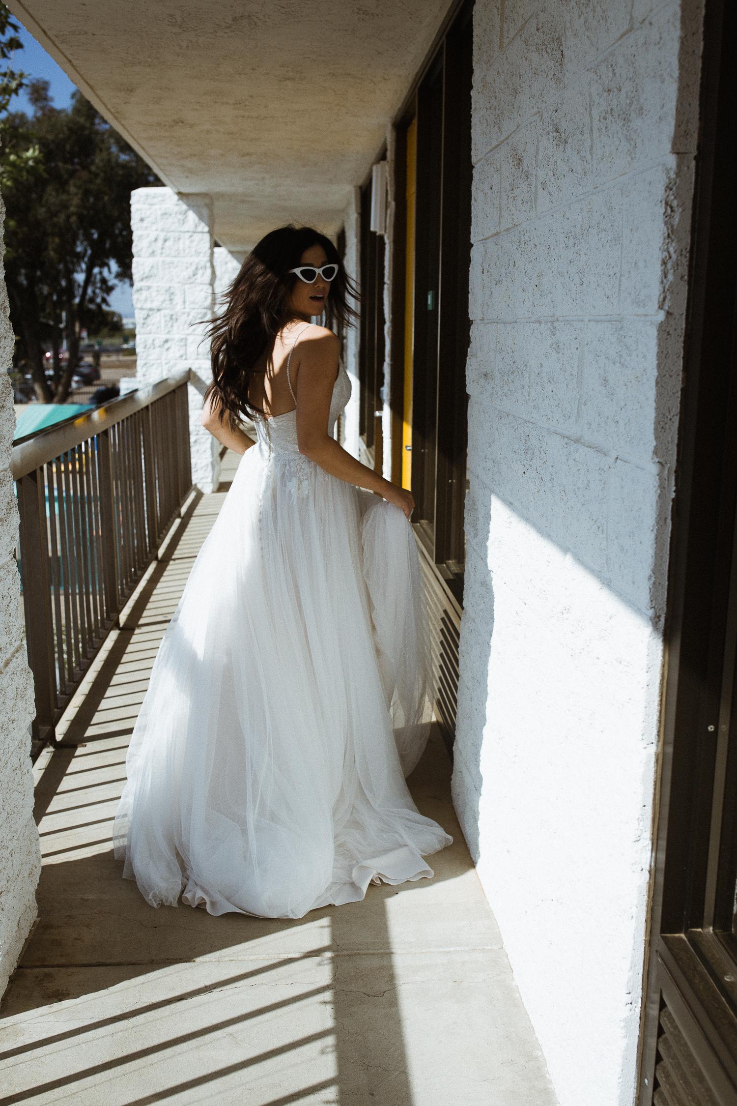 cool girl Alternative Bride