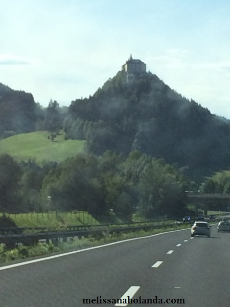 Castelo na Áustria