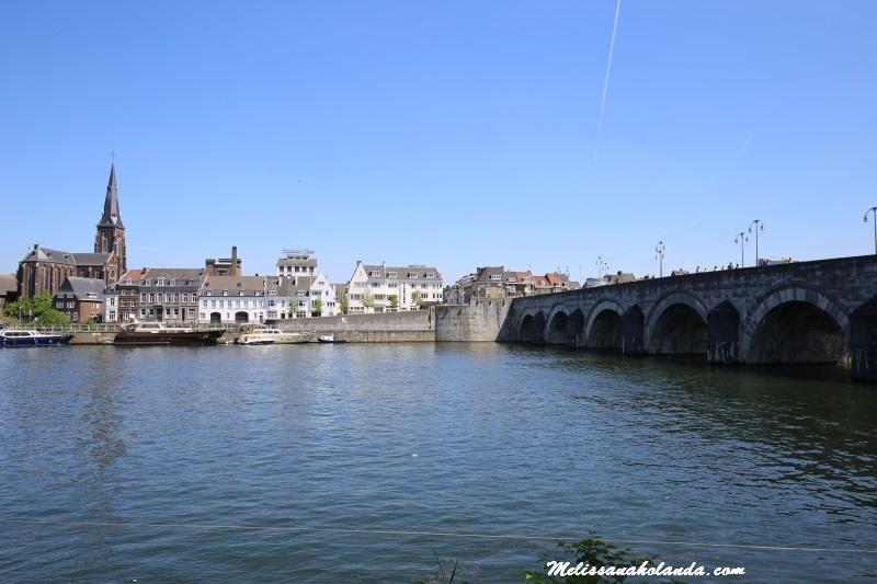 Ponte Sint- Servaasbrug emMaastricht
