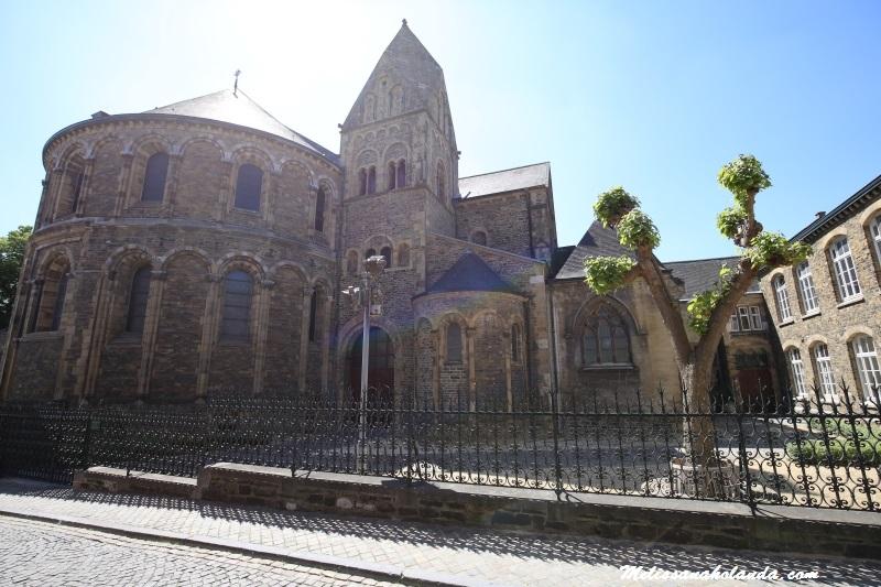 Basílica católica de Nossa Senhora em Maastricht
