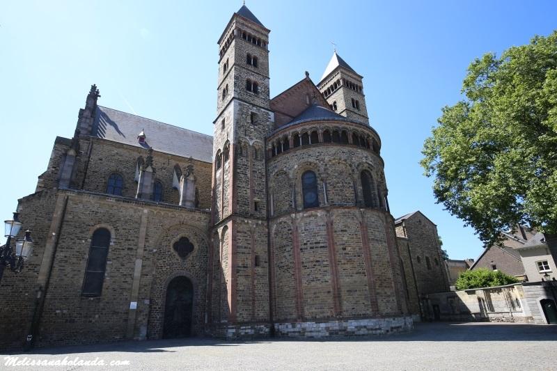 Basílica de São Servácio em Maastricht