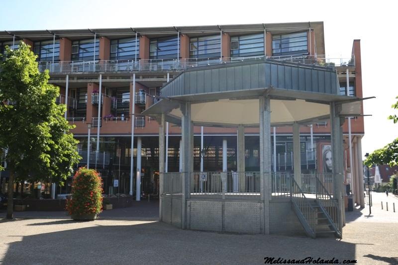 Coreto em Hilversum