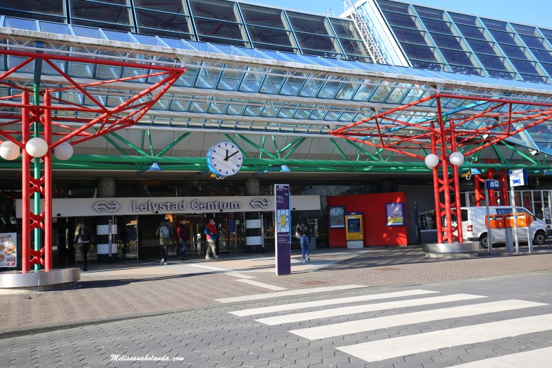 Estação Central de Lelystad