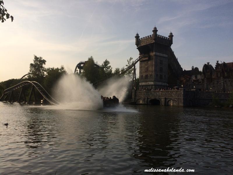 Barco fantasma - Efteling
