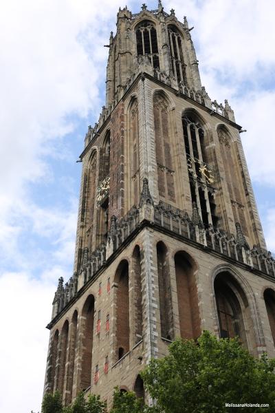 Torre Dom em Utrecht