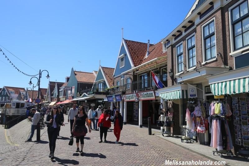 Lojas em Volendam
