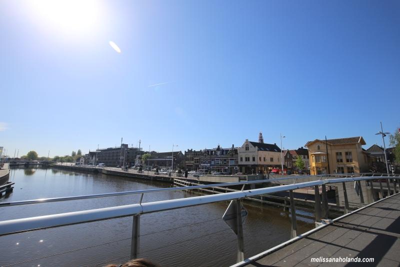 Canal em Alkmaar
