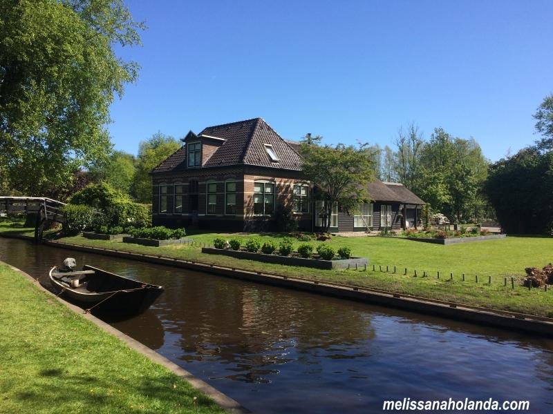 Giethoorn casa 1