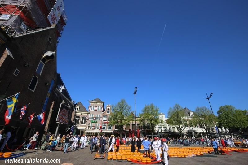 Praca principal em Alkmaar