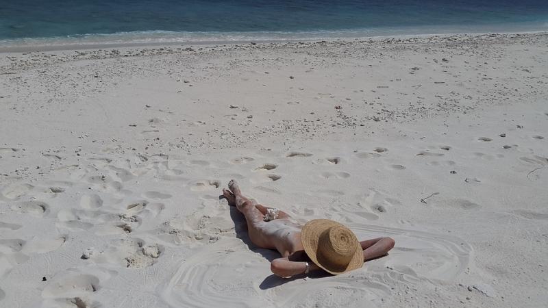 Nudez na Holanda