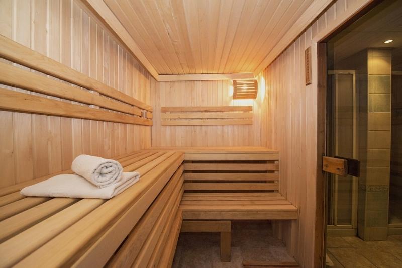 Sauna na Holanda