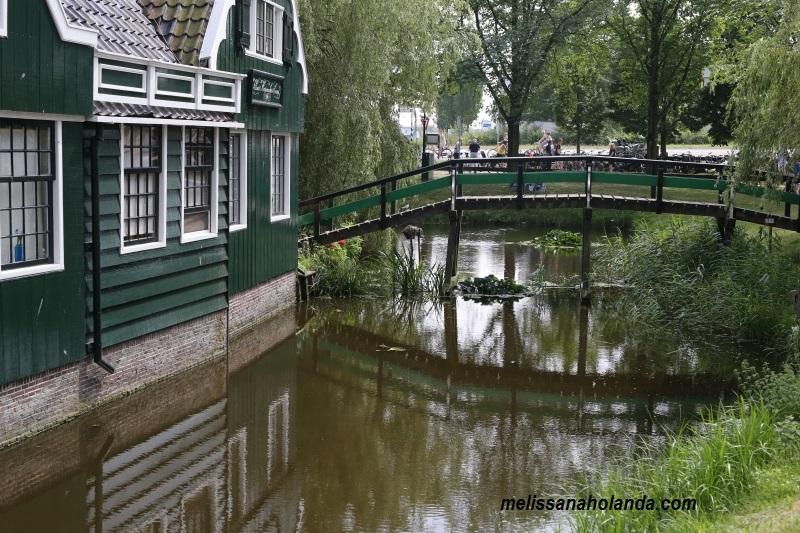 Cidade de Zaanse Schans