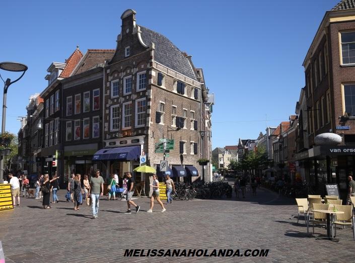 Viajando por 40 cidades da Holanda Zwolle