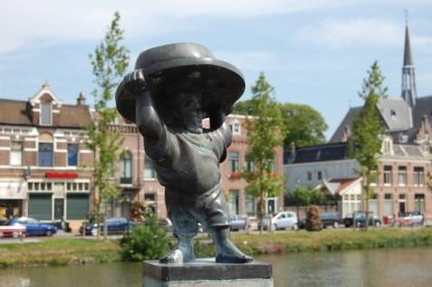 Viajando por 40 cidades da Holanda - Weesp