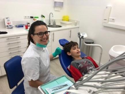 Entrevista com dentista brasileira