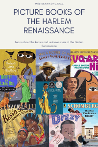 Picture Books of the Harlem Renaissance #blackhistorymonth #diversebooks
