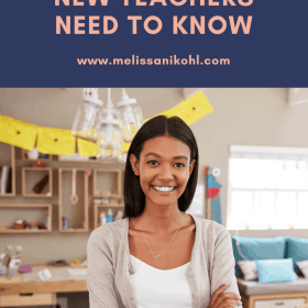 Being a new teacher can be hard. All veteran teachers have been there! You'll find tons of tips for new teachers and some are good and some are unnecessary! As a new teacher you'll get tons of advice but there are only a few things you need to know before accepting a position! Are you a new teacher? Find out what you need to know now!! #newteachers #newteachertips #newteacheradvice