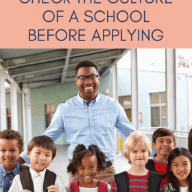 How Teachers Can Check the Culture of a School Before Applying (1)