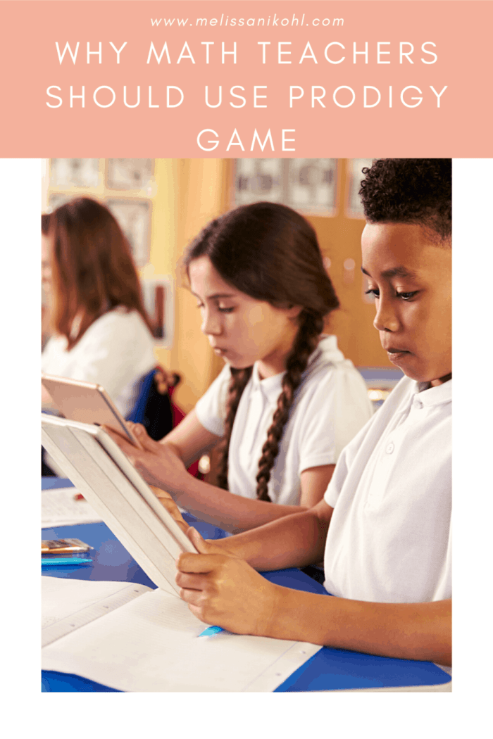 Are you looking for math center ideas? Do you need help with differentiating math? Prodigy Game is a great supplemental resource to use during guided math. You'll never have to worry if your guided math groups are working while you're doing small group instruction if you use Prodigy! Check out why Prodigy is a must-have in your classroom! #guidedmath #differentiatedinstruction #smallgroupinstruction