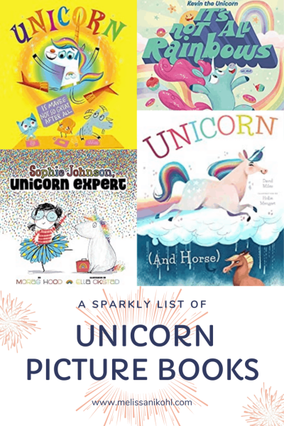 Are you looking for unicorn picture books? Then this list is for you! These Unicorn books are perfect addition to your home and classroom library.