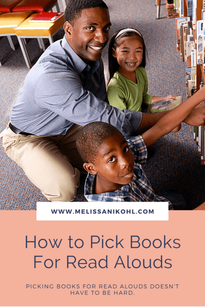 Do you know how to pick books for read alouds? Whether you are teaching virtually or in-person read alouds are still important! In this blog post, I show you how to pick books for read alouds. #readalouds #virtualreadalouds