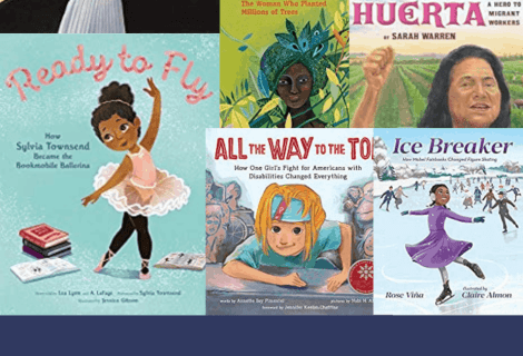 Check out these picture books perfect for Women
