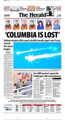 02.02.03 1A Columbia disaster