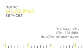 Home Measuring Services