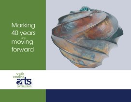 SC Arts 40 years book cover.indd