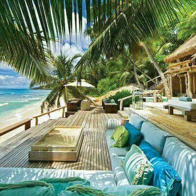 beach-front