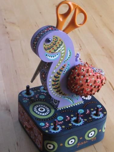 ©2019 Melissa 'Sasi' Chambers - Sewing Bird