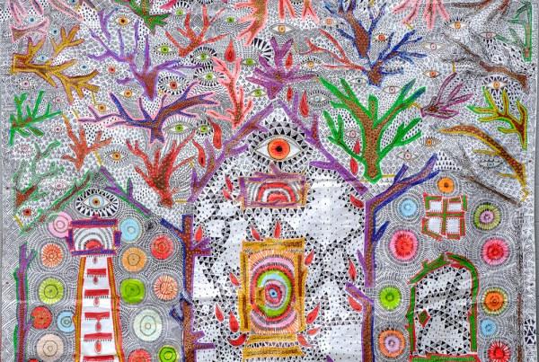 ©2019 Melissa 'Sasi' Chambers - tarpage -Spring Awakening