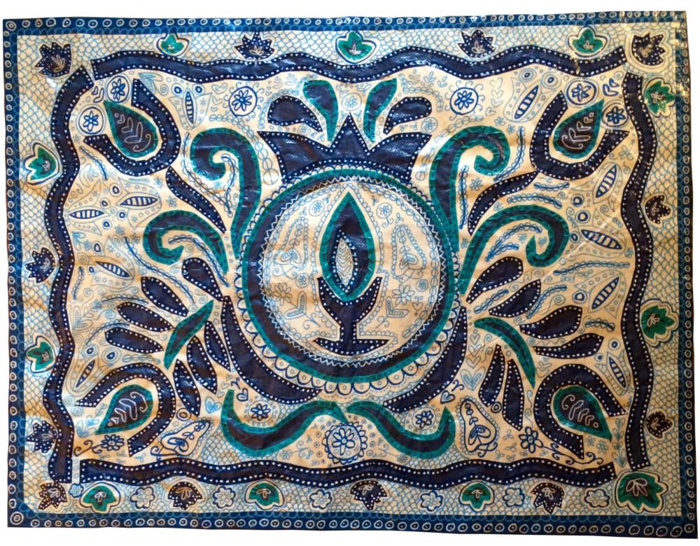 ©2019 Melissa 'Sasi' Chambers - tarpage - Sister Church