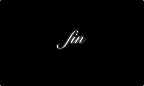 """Fin"" the end"