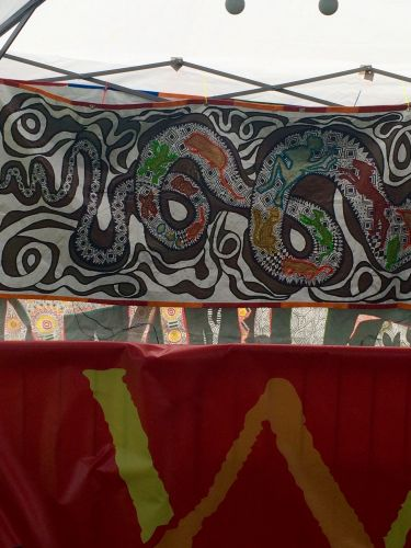 Sss(mmm)sss... At World Village Festival 2016