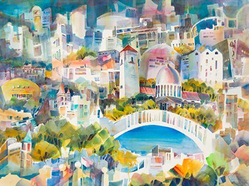 """Bridge to Boise"" by Ann Sorenson"