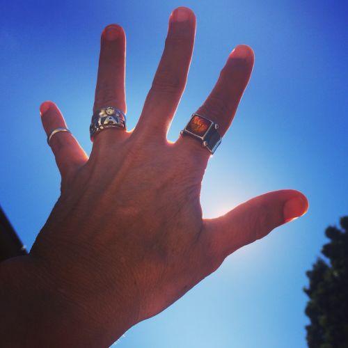 Sasi's handful of sun