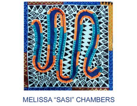 Melissa 'Sasi' Chambers logo 2019