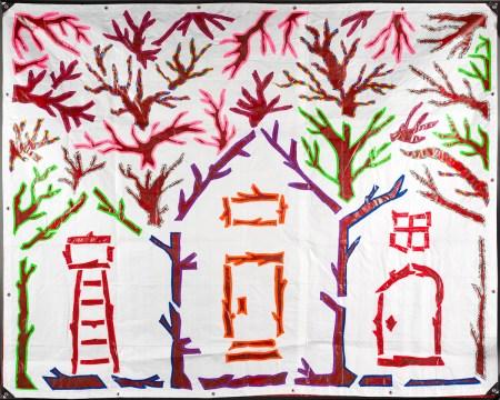 "©2014 Melissa ""Sasi"" Chambers - Winter Trees Dream of Spring"