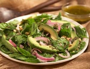 Organic_Spinach_Salad_w_Basil_Vinaigrette