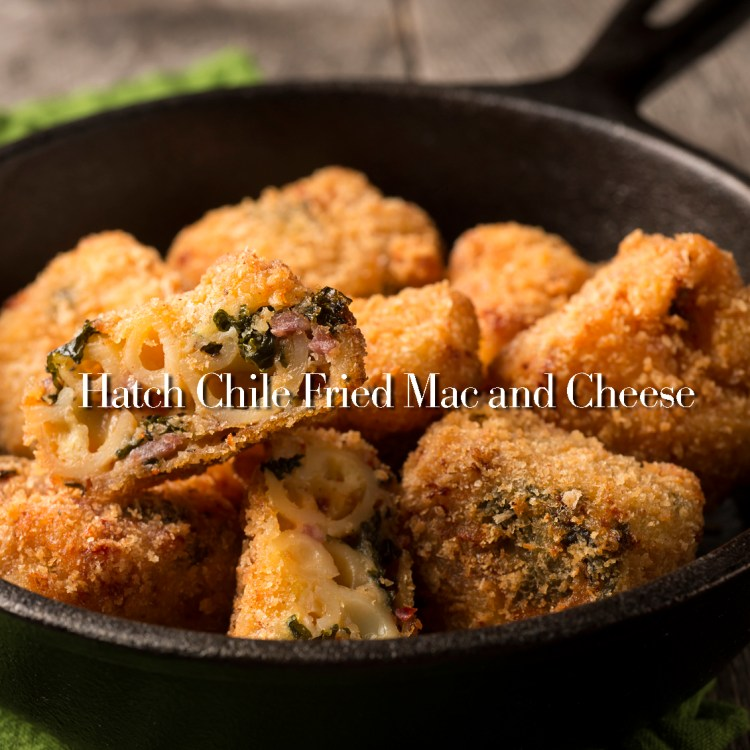 Fried Mac and Cheese