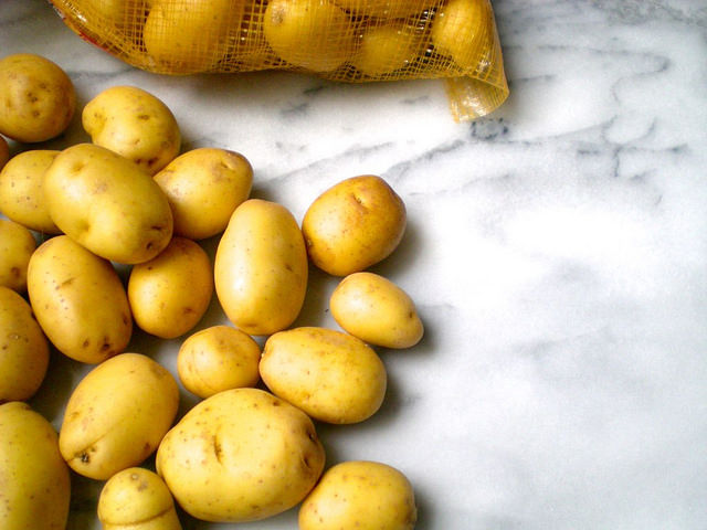 Dutch Yellow Potatoes - Simple Pairings 2