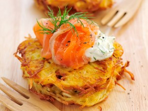 Potato Rosti Lunch