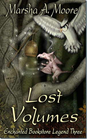 Lost Volumes cover